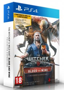 The Witcher 3: Wild Hunt - Blood and Wine per PlayStation 4