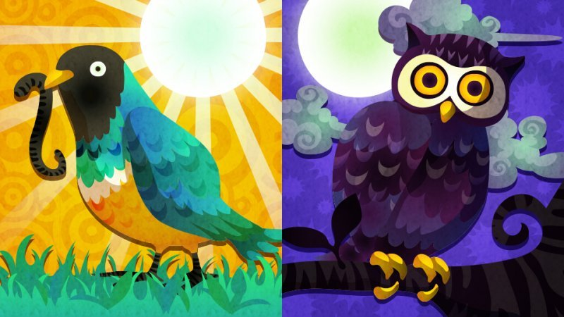 La prossima Splatfest di Splatoon è a tema ornitologico