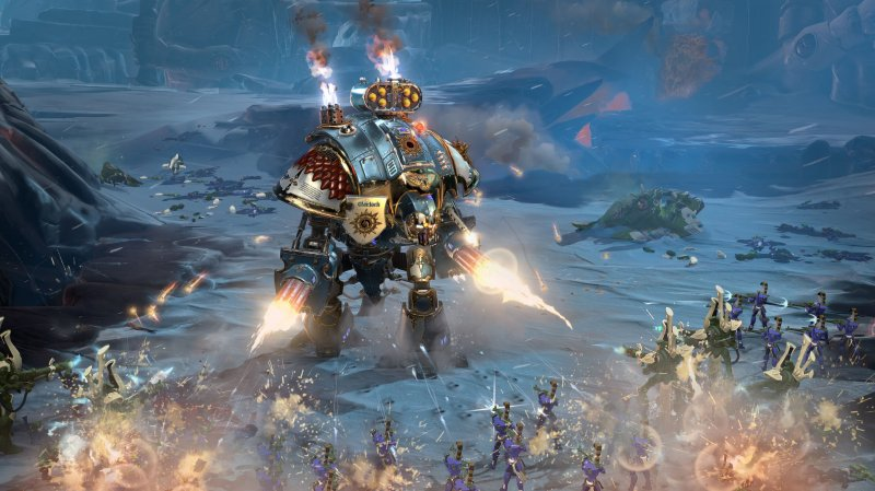 Aperte le registrazioni per la beta di Warhammer 40.000: Dawn of War III