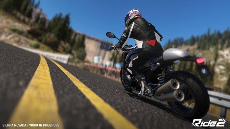 RIDE 2 vedrà il ritorno dei Virtua Rider