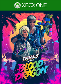 Trials of the Blood Dragon per Xbox One