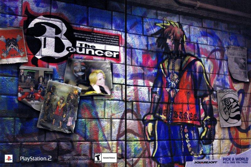 The Bouncer - Che fine hanno fatto?