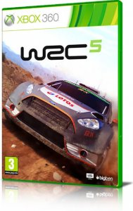 WRC 5 per Xbox 360