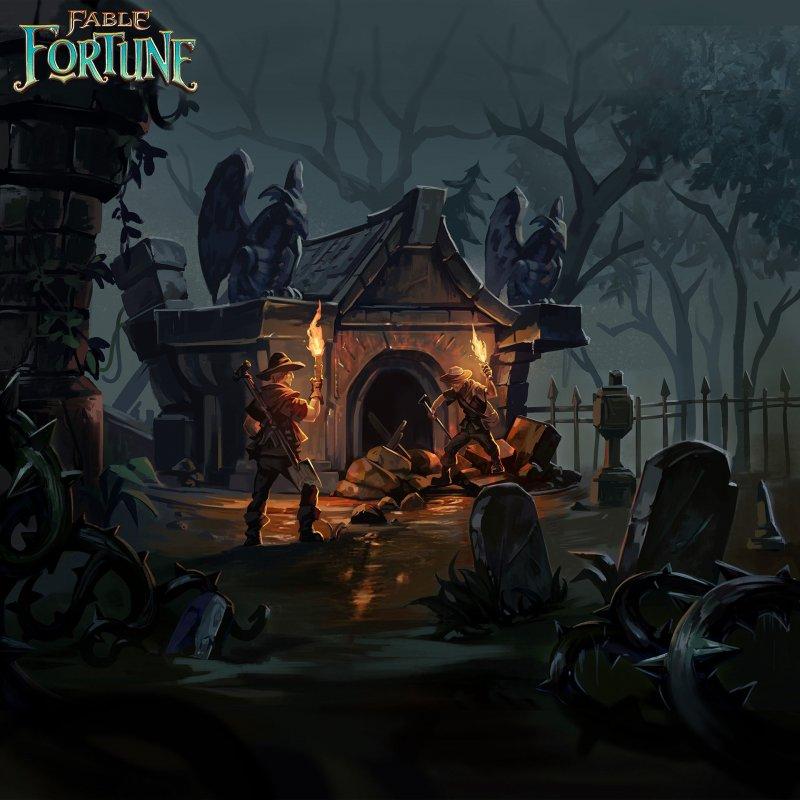 La campagna Kickstarter di Fable Fortune è stata cancellata, ma il gioco arriverà su Steam