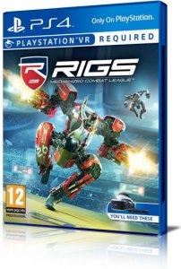 RIGS: Mechanized Combat League per PlayStation 4