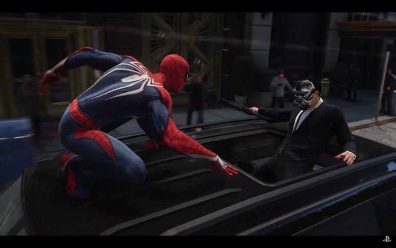 Spider-Man utilizza l'Insomniac Engine, Naughty Dog non è coinvolta nello sviluppo