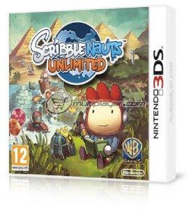 Scribblenauts Unlimited per Nintendo 3DS
