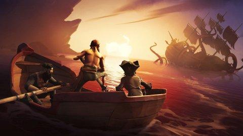 356.192 utenti e altri numeri per l'alpha di Sea of Thieves