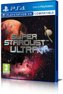 Super Stardust Ultra per PlayStation 4