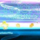 Uno spettacolare tema dinamico gratuito di Tron Run/r per gli abbonati Plus