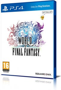 World of Final Fantasy  per PlayStation 4