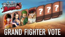 One Piece Burning Blood - Il trailer sulla community chiamata al voto