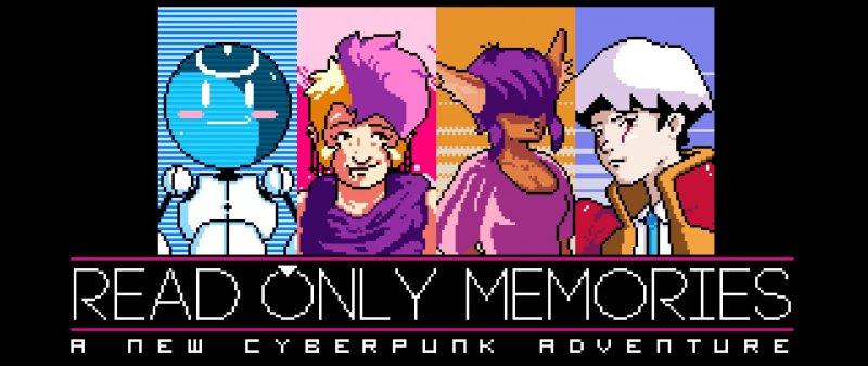 2064: Read Only Memories è stato rinviato a data da destinarsi