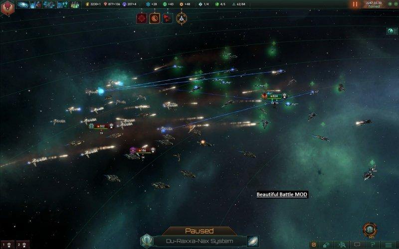 Stellaris - Speciale mod #1