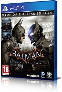 Batman: Arkham Knight - Game of the Year Edition per PlayStation 4