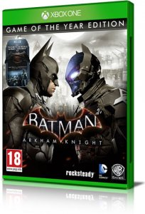 Batman: Arkham Knight - Game of the Year Edition per Xbox One