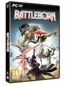 Battleborn per PC Windows
