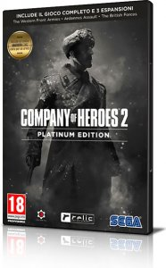 Company of Heroes 2: Platinum Edition per PC Windows