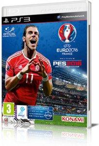 Pro Evolution Soccer 2016 (PES 2016): UEFA EURO 2016 per PlayStation 3