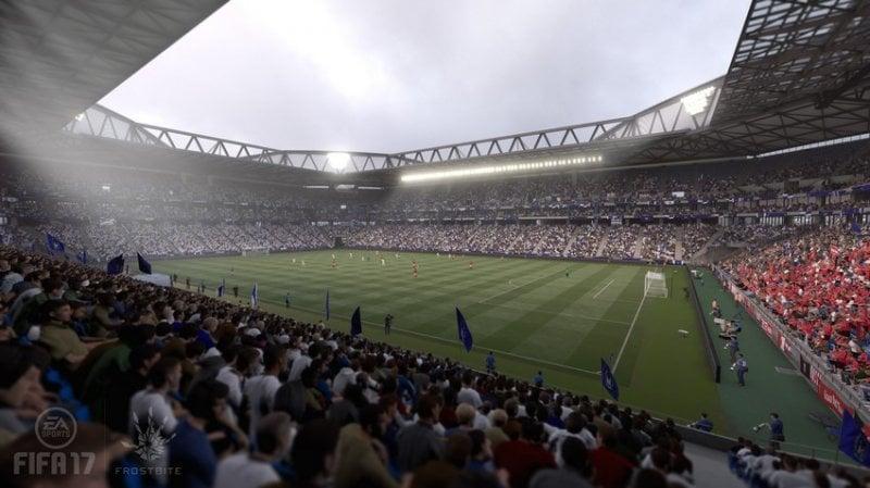 FIFA 17 non includerà il Camp Nou, è un'esclusiva di Pro Evolution Soccer 2017