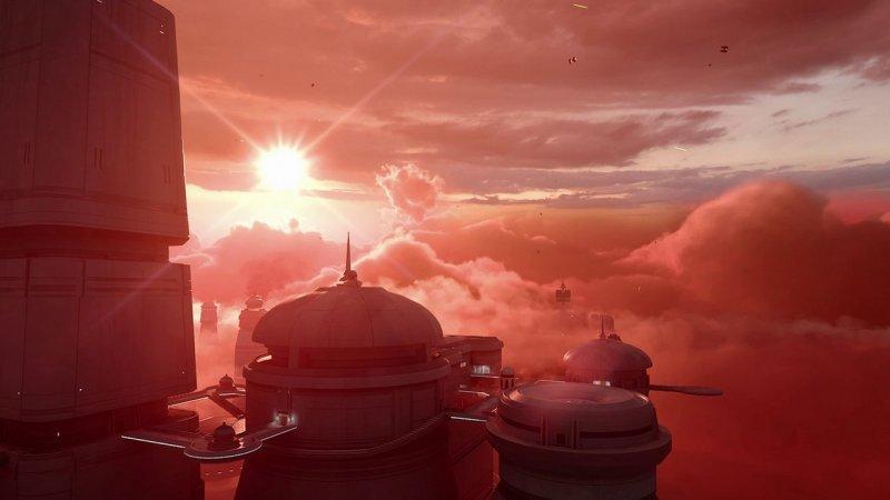 Il DLC Bespin di Star Wars: Battlefront può essere provato gratuitamente questo fine settimana