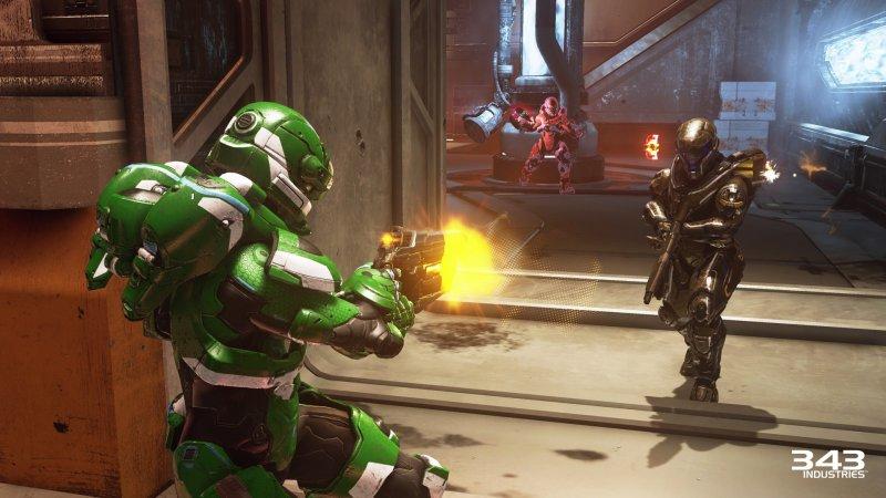 Record di giocatori online attivi su Halo 5: Guardians a giugno, i numeri più alti dai tempi di Halo 3