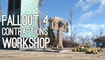 Fallout 4: Contraptions Workshop - Trailer