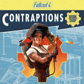 Fallout 4: Contraptions Workshop per PlayStation 4
