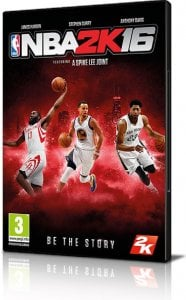 NBA 2K16 per PC Windows