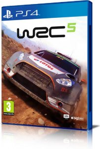 WRC 5 per PlayStation 4