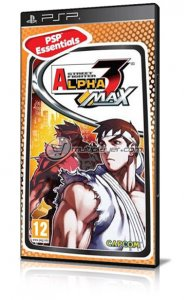 Street Fighter Alpha 3 Max per PlayStation Portable