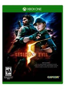 Resident Evil 5 per Xbox One