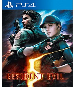Resident Evil 5 per PlayStation 4