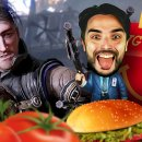 Un pranzo su Marte con Matteo e The Technomancer