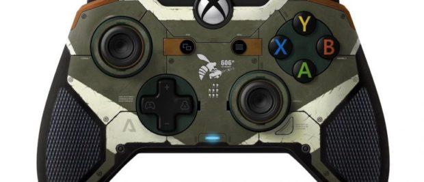 Avvistato online un controller per Xbox One dedicato a Titanfall 2