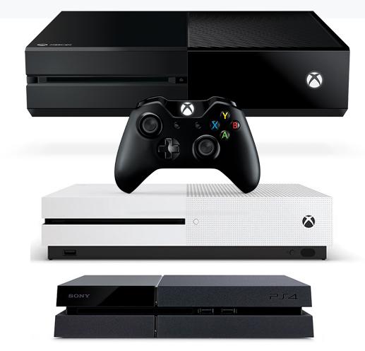 Xbox One S contro Xbox One