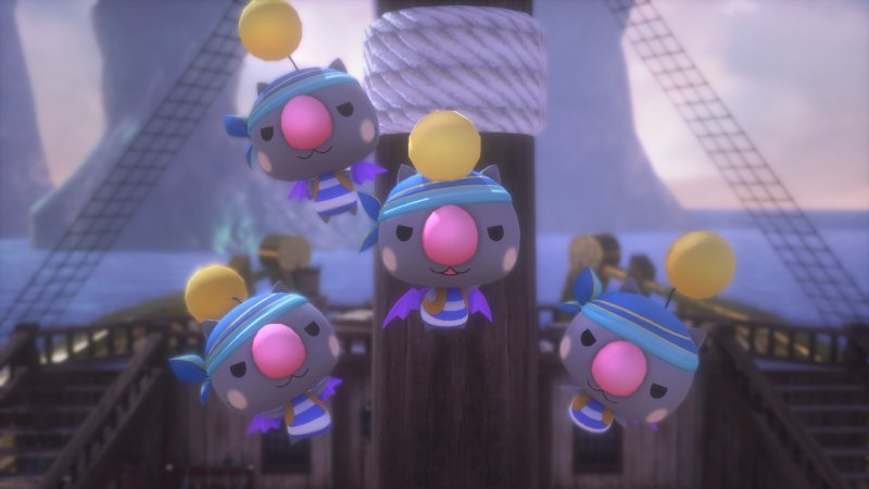 World of Final Fantasy arriva su Steam: la nostra recensione