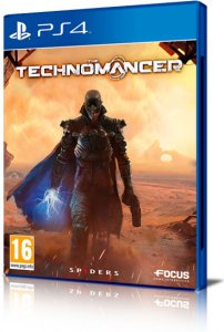 The Technomancer per PlayStation 4