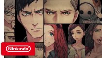 Zero Time Dilemma - Trailer di lancio