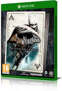Batman: Return to Arkham per Xbox One