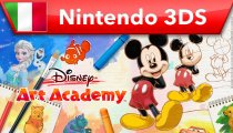 Disney Art Academy - Trailer