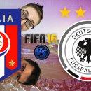 Simuliamo gli Europei in FIFA 16: Italia - Germania