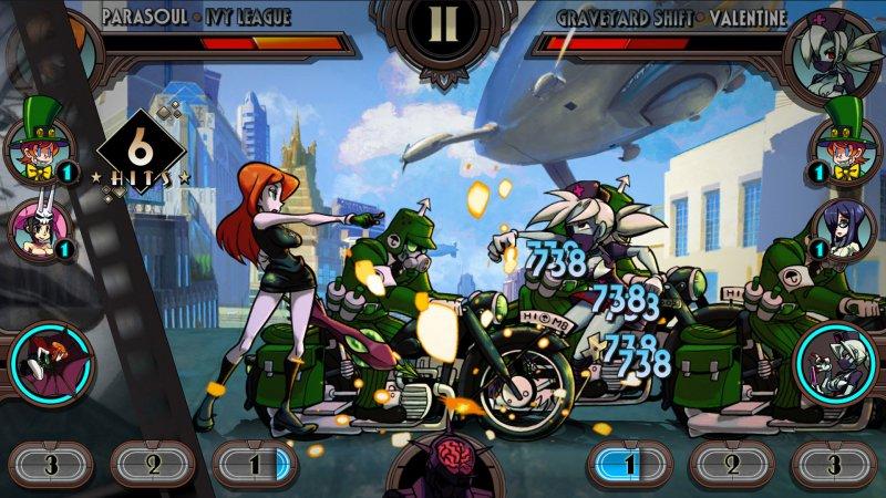 Skullgirls: Mobile Encore