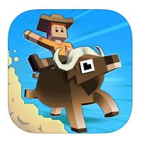 Rodeo Stampede: Sky Zoo Safari per iPhone