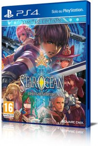Star Ocean: Integrity and Faithlessness per PlayStation 4