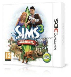 The Sims 3: Animali & Co. per Nintendo 3DS