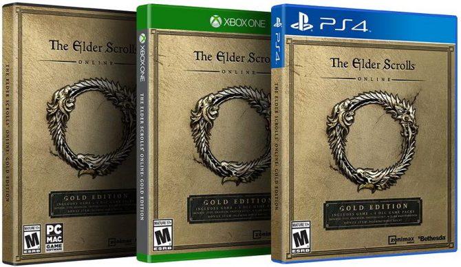 Annunciato The Elder Scrolls Online - Gold Edition, arriva il 9 settembre