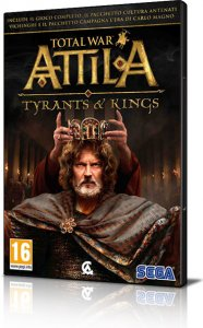 Total War: Attila - Tyrants & Kings per PC Windows