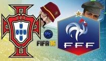 Simuliamo gli Europei in FIFA 16: Portogallo - Francia