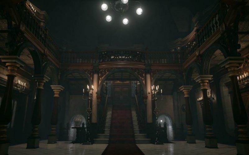 Villa Spencer di Resident Evil ricreata con l'Unreal Engine